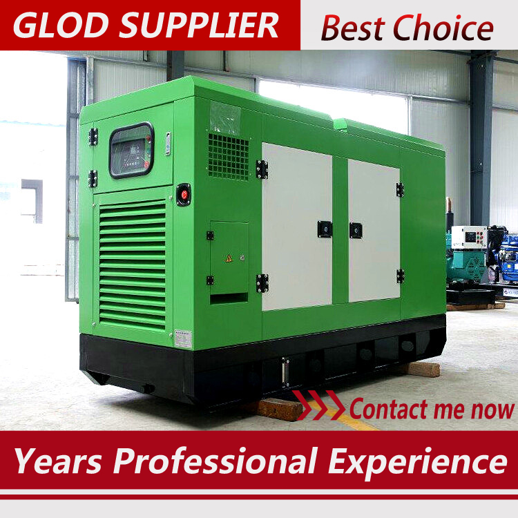 30kw silent diesel generator three phase for home use