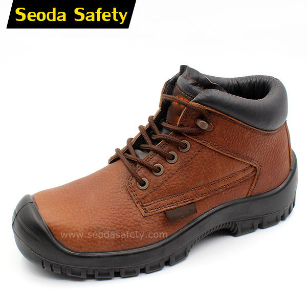 Brand safety shoes