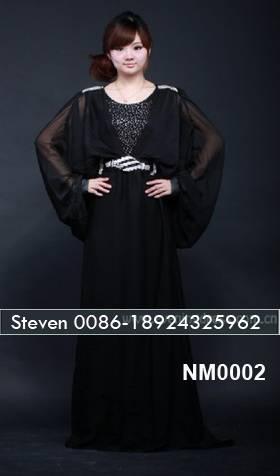 Black Abaya Fashion Batau Islamic Fashion Maxi Dresses 2013