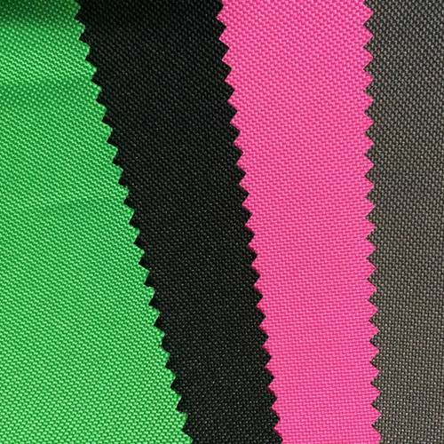 600D Woven Polyester Fabric