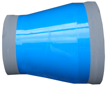 Polyethylene 3layer Coated steel fittings - Funnel Tube