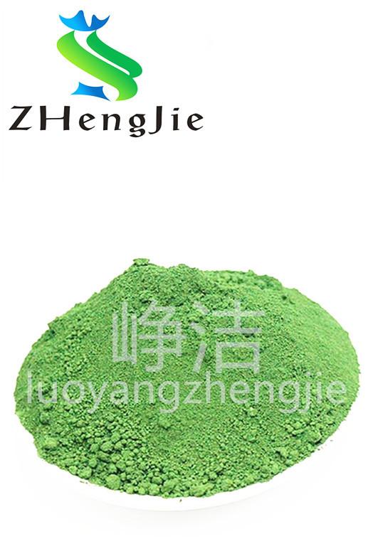 Ceramic Pigment Chromium Oxide Chrome Oxide Green