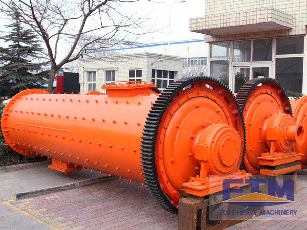 FTM Factory Price Rod Ball Mill for Sale