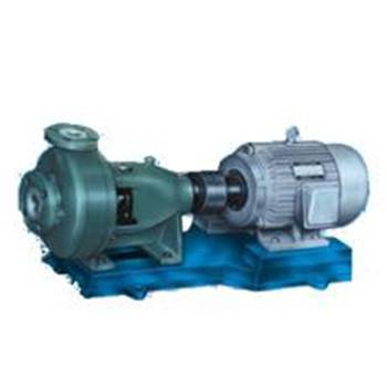 fluorine plastic enhanced alloy chemical centrifugal pump