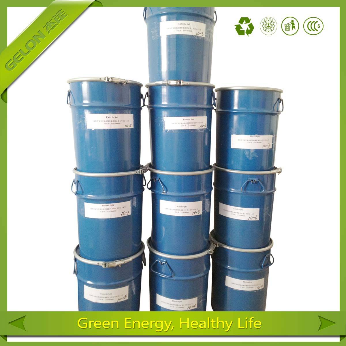 thermal battery materials Li2CO3