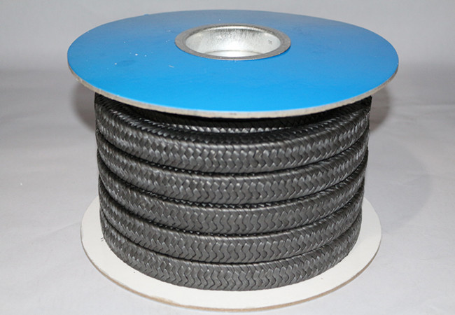PTFE graphite packing/square PTFE graphite packing/PTFE graphite rope