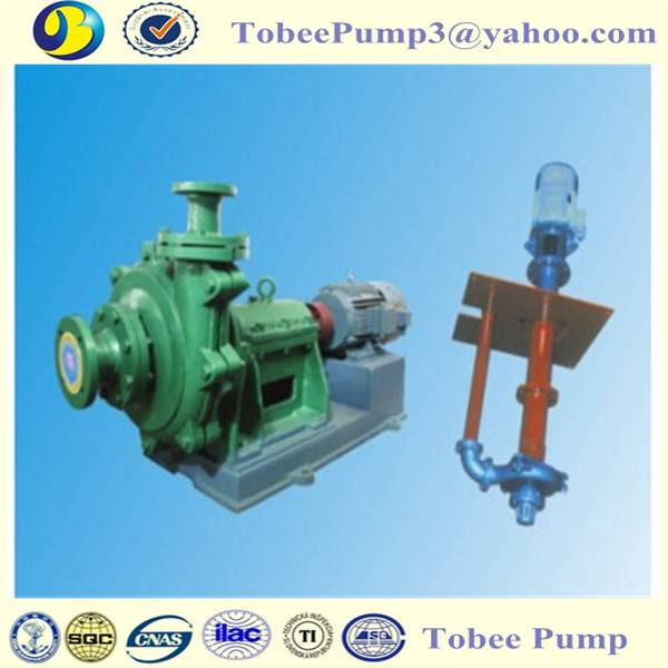 Impeller Wear-Resistant Material Slurry pump