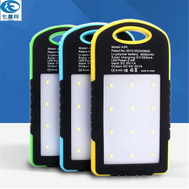 professional factory powerbank OEM protable solar power bank