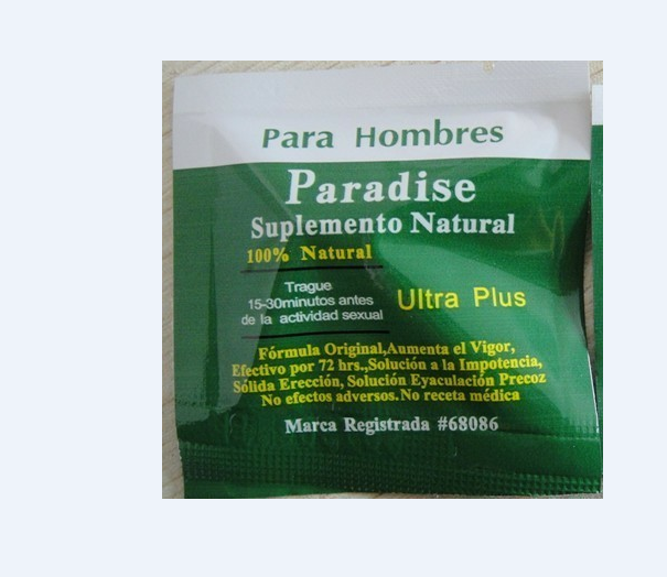 paradise ultra plus man enhancer healthy product for man