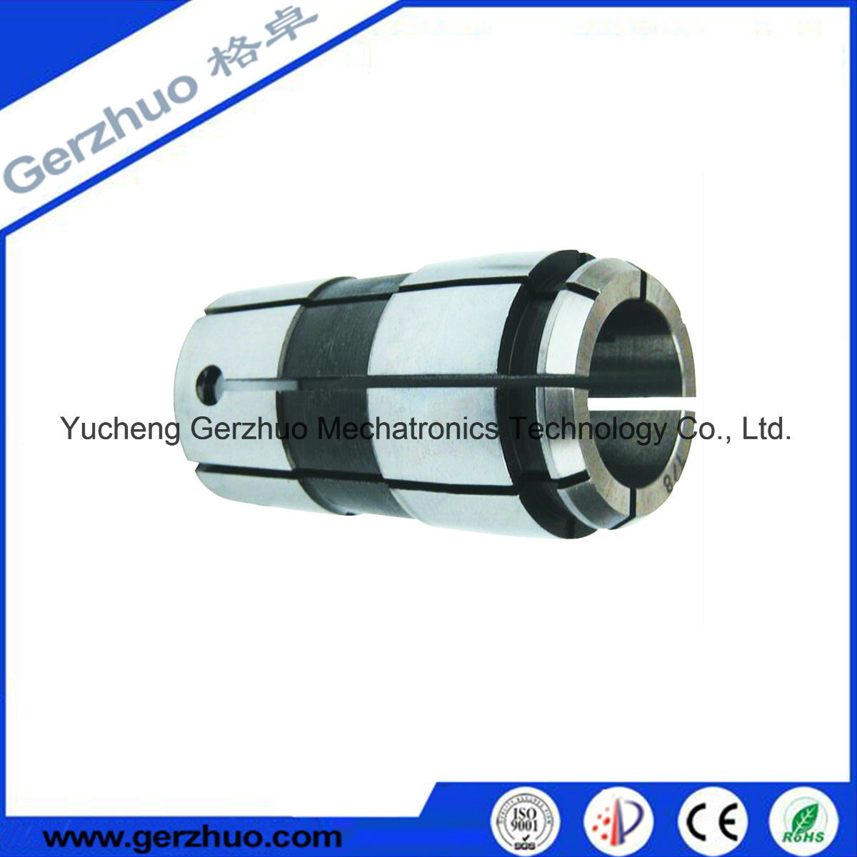 0.015mm accuracy TG CNC cutting tool collet