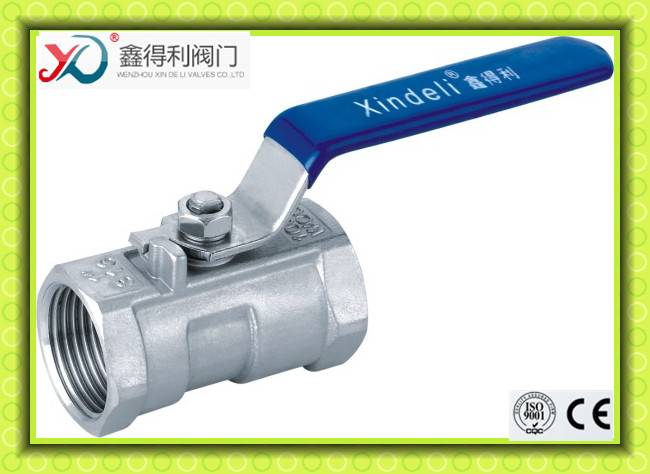 Q11F-16P 1 PC NPT female ball valve