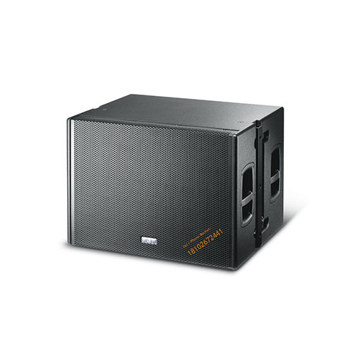 Low Frequency Active Subwoofer Loudspeaker Professional Audio Line Array System Sound Box