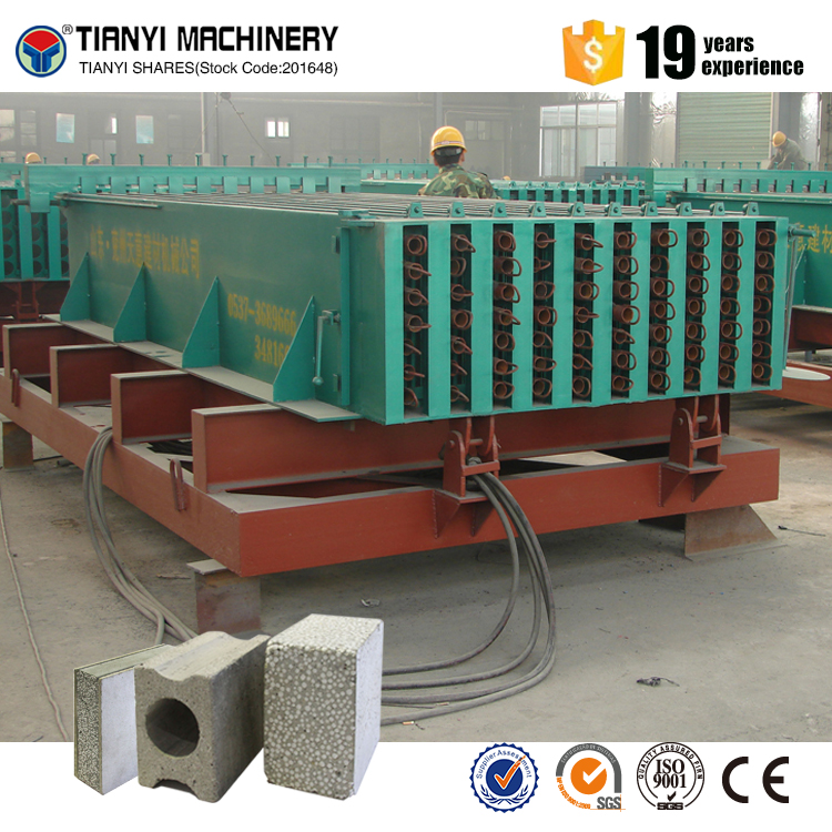 Precast Lightweight Partition Wall Panel Concrete Wall Panel Making Machine
