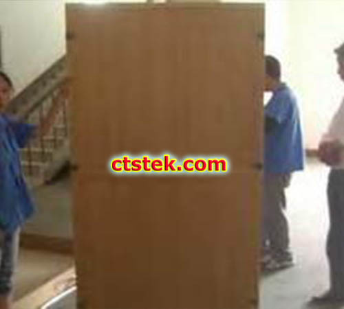 Furniture preshipment quality in-line on-site QC test inspection