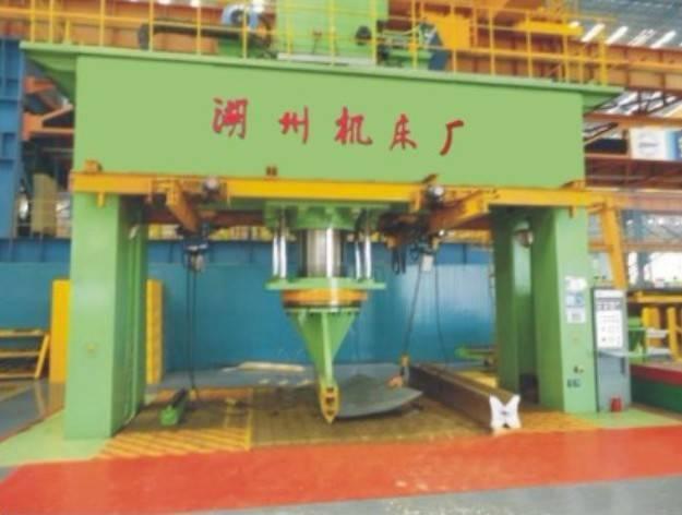 Movable Press-head Hydraulic Press