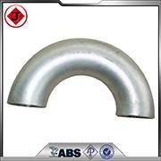 Manufacturing stainless /carbon steel 180 degree elbow