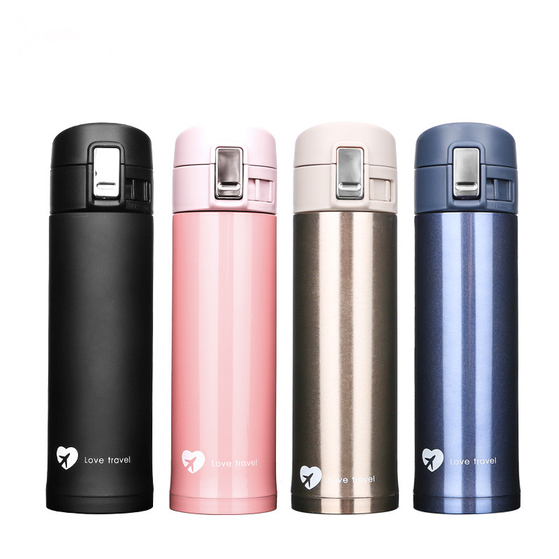 LFGB EU certificates vacuum flask water bottle OEM ODM