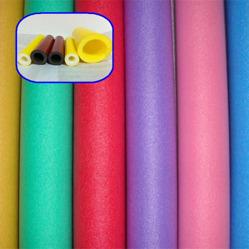 Bespoke EPE Foam Tubes for Naughty Fort Guarantee