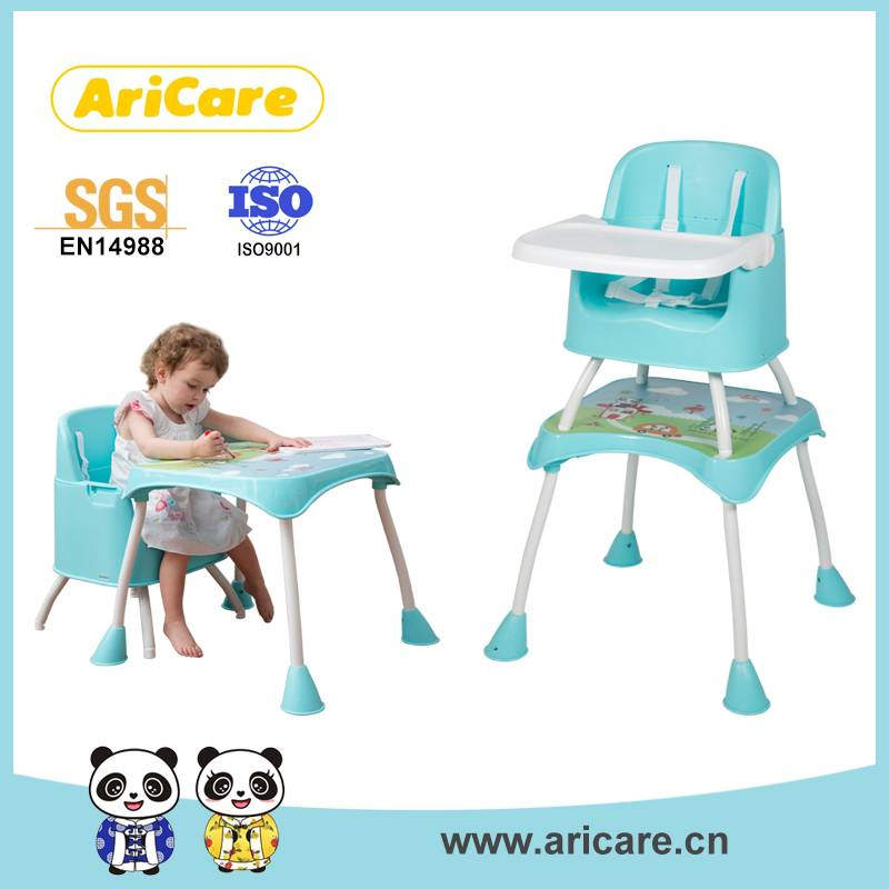 Hot Selling Multifunction Baby High Chair