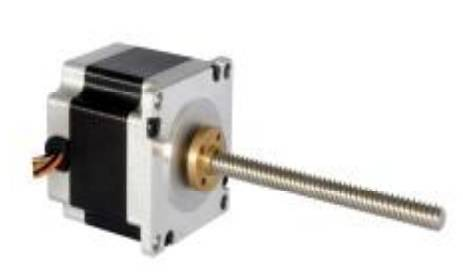 customizer o57PYGHW Small Size Linear Actuator Stepper Motor