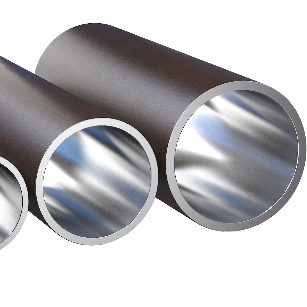 ST52 E355 cold drawn seamless honed steel tube