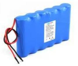 Rechargeable Battery Pack 3.7V-18.5V 18650 Lithium Ion Battery