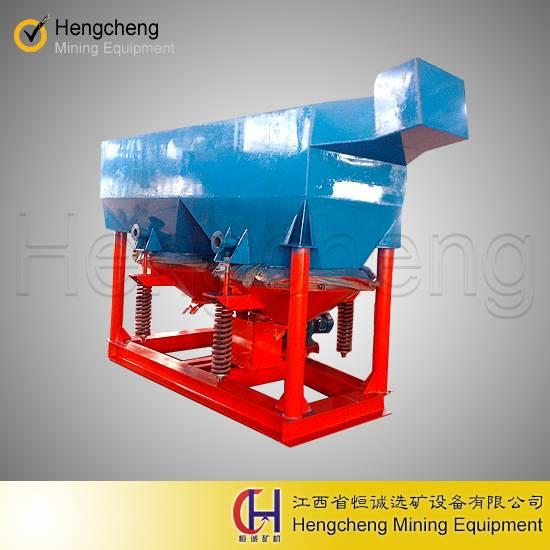 rough gravity separator tungsten beneficiation jig separator machine