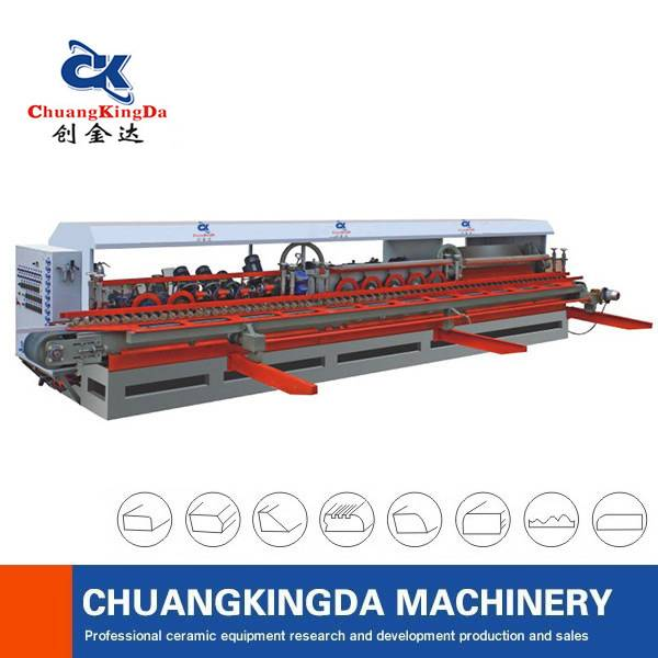 CKD-1200F Automatic arc-edge stone polishing machine