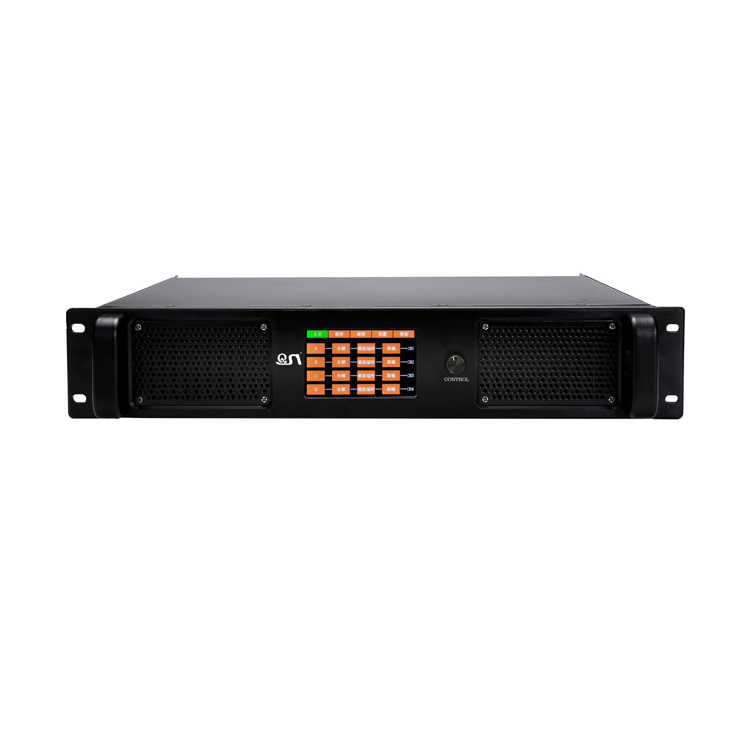 Lower Price Dsp High Power Amplifier Dsp4120 Guangzhou Yunqiang