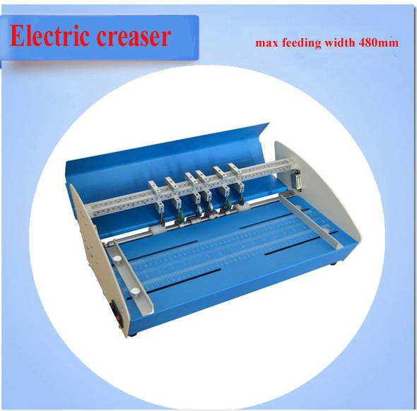 electric paper creasing machine