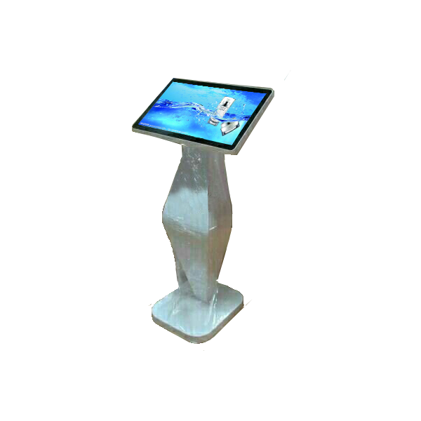 21.5 Inch Capacitive Touch Information Kiosk