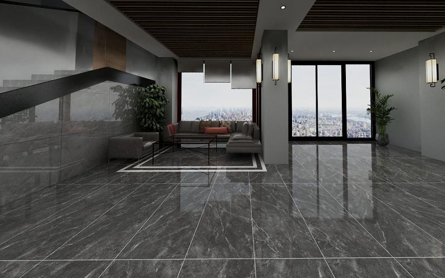 Digital 6D inkjet Tiles Manufacturer China Interior Tiles Floor Tiles for Decorative 600X1200mm