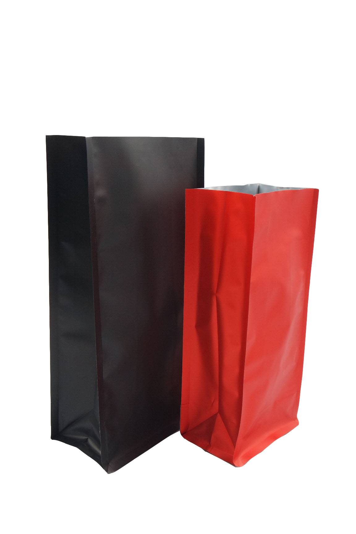 Coffee pouch with food grade laminated material