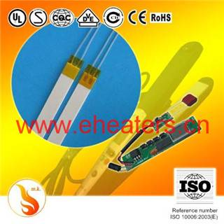 Electronic Heating Device (MCH basis) for Hair Straightener