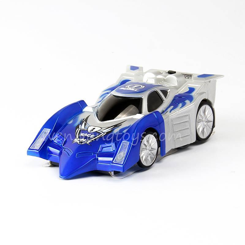 mini infrared wall climbing car