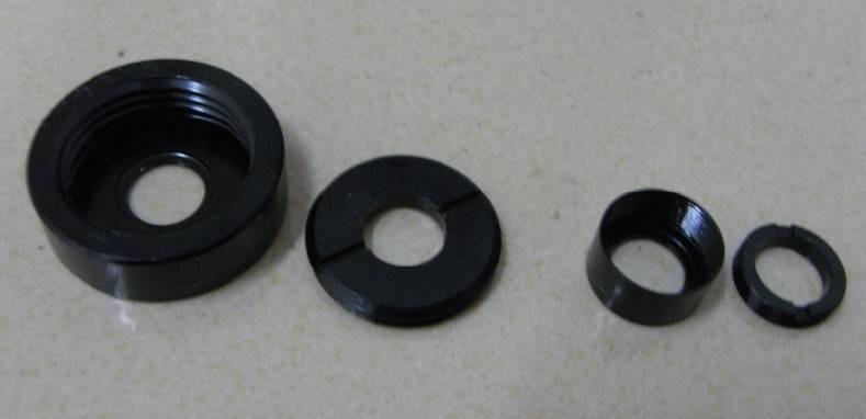 CNC Turning Mounting Rings