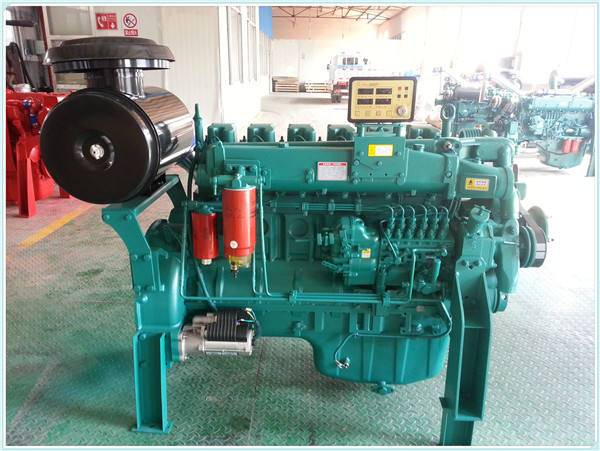 20-340kw 27-460hp China supplier water-cooled 6-cylinders generator diesel engine