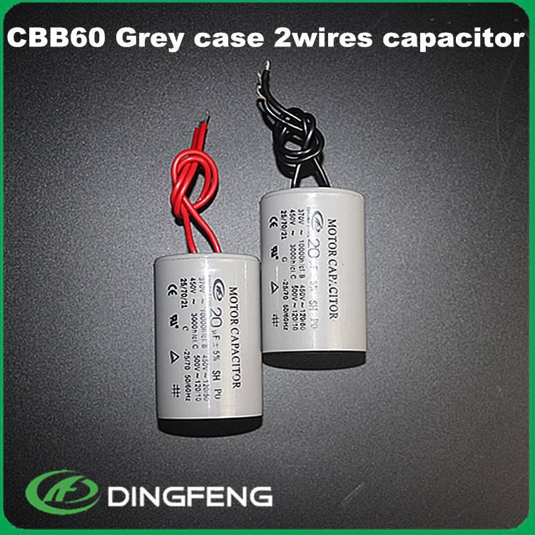 good self-healing 25mf 500vac capacitor cbb60