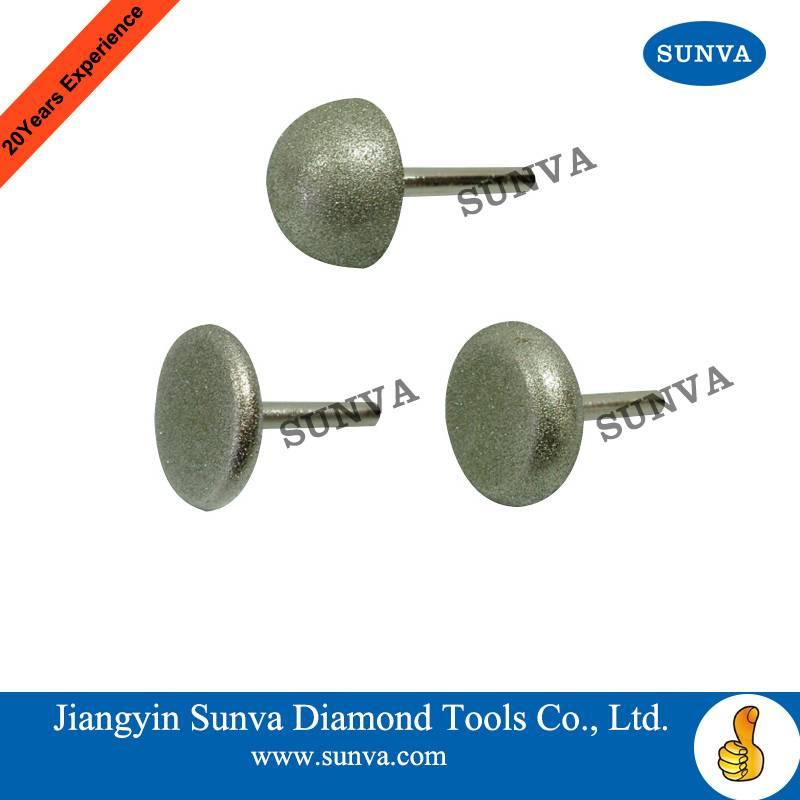 SUNVA Diamond Carving Tool / Electroplated diamond grinding wheel