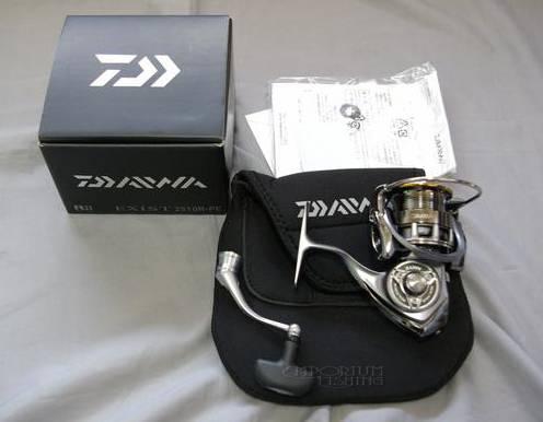 Daiwa EXIST 2510R-PE Spinning Reel
