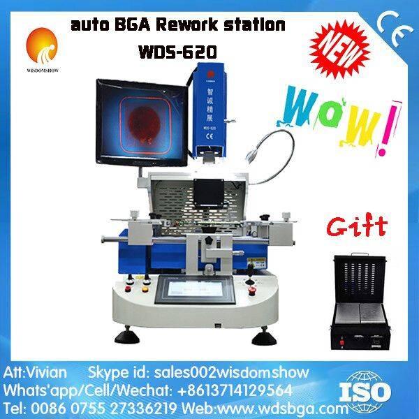 2015 Most popular 110V machine WDS-620 automatic bga repair machine