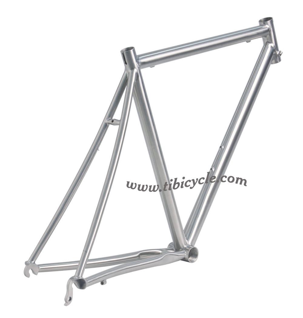 Road Titanium Bicycle Frame HLR002