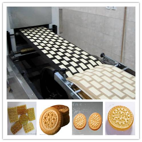 china factory biscuit production line