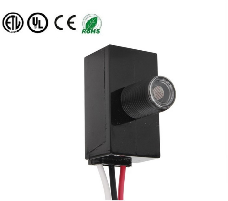 Raintight sensor switch Button Control for Outdoor Lighting