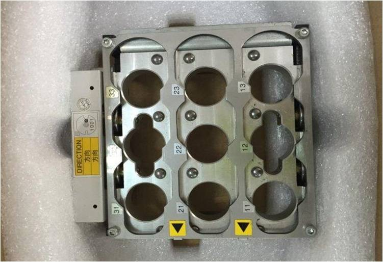 Panasonic NPM-D3/D2 MTKA008460AB H02 Nozzle change station