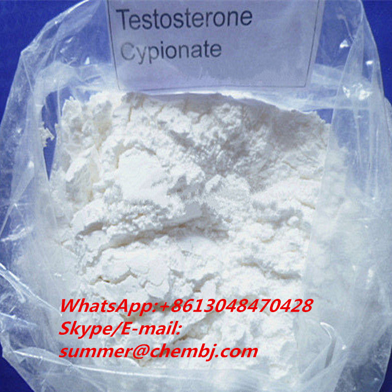 Bodybuilding Hormone Testosterone Cypionate Powder