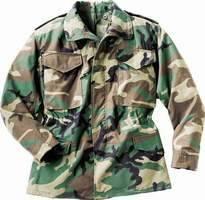 Military Camouflage M65 Jacket M65 Winter Coat