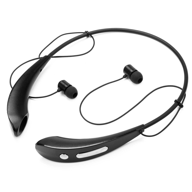 Wireless Bluetooth 4.1 sport headphones built-in mic handsfree