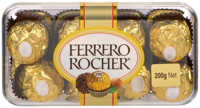 Ferrero Rocher T30, 375g, Ferrero Christmas Offer, Haribo Christmas Offer, Marabou Chocolate