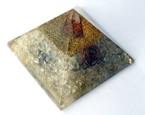 Rose Quartz Orgonite